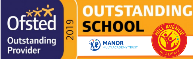 Ofsted Outstanding Hill Avenue